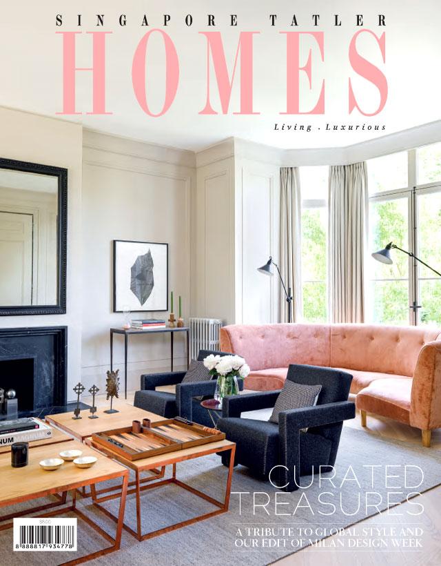 B Z Design Home Singapore Part - 48: ... Caroline Legrand Design Singapore Tatler ...